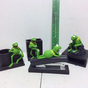 Kermit Desk Set for Sale in Sleepy Hollow, IL