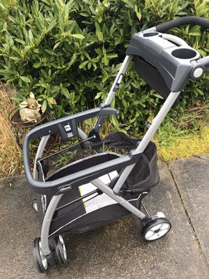Chicco snap and go stroller for Sale in Lynnwood, WA