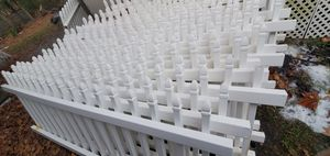 Vynal fence for Sale in Wilmington, NC