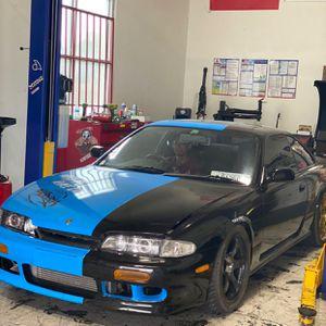 RHD Nissan 240sx for Sale in Murrieta, CA