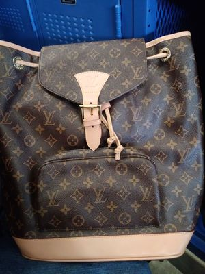Louis Vuitton backpack for Sale in Fresno, CA