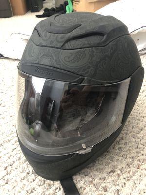 Icon Motorcycle helmet for Sale in Jacksonville, FL