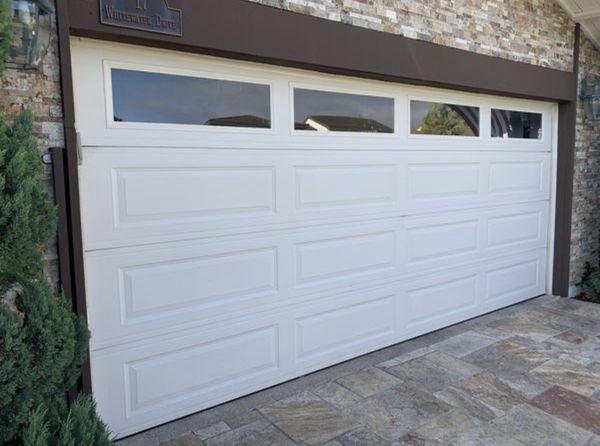 7' x 16' Garage Door