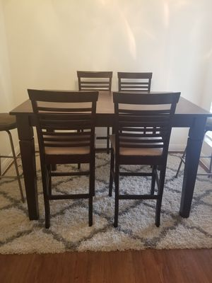 Large Expandable Wooden Dining Table for Sale in Torrance, CA