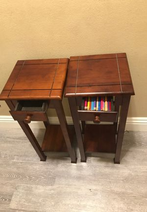 End tables for Sale in Riverside, CA