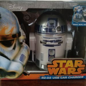Star Wars R2-D2 car charger for Sale in Clearwater, FL