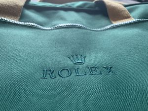 Vintage 90's Rolex Messenger Bag for Sale in Queens, NY