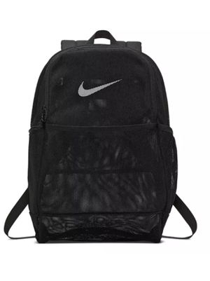 BRAND NEW NIKE BACKPACK BLACK MESH for Sale in Baldwin Park, CA