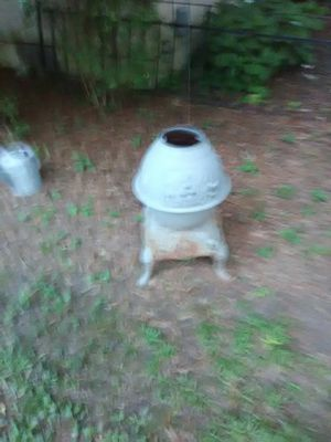 Pot belly stove for planter for Sale in Virginia Beach, VA