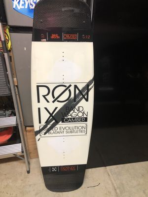 Wakeboard Ronix for Sale in Manteca, CA
