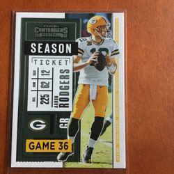 Aaron Rodgers Base Card for Sale in Renton,  WA