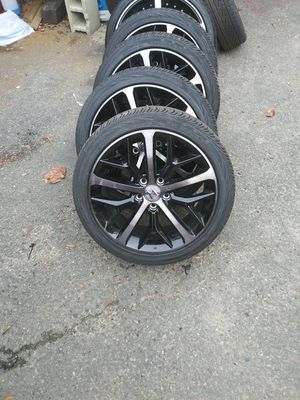 VENDO RINES SEMI NUEVOS PARA HONDA CIVIS ZAIZ 18. 5X114.3 for Sale in UNIVERSITY PA, MD