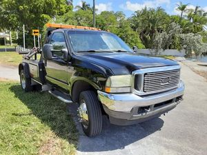 2003 ford f450 tow truck for Sale in Hollywood, FL