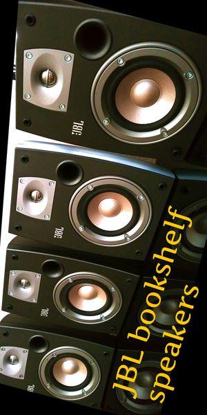 4 JBL bookshelf speakers for Sale in Las Vegas, NV