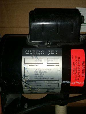 Hot tub/jaccuzzi pump NEW for Sale in Atlanta, GA