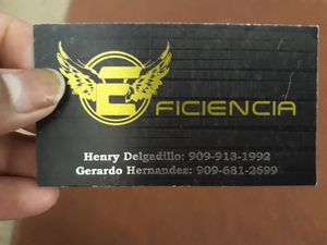 Grupo eficiencia . for Sale in San Bernardino, CA