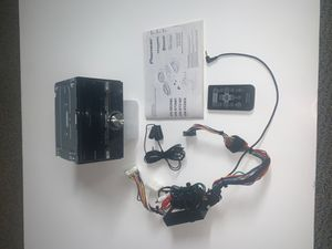 Pioneer car stereo unit FH-X720BT for Sale in Denver, CO