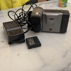 Sharp Video Camera for Sale in Jamesburg, NJ