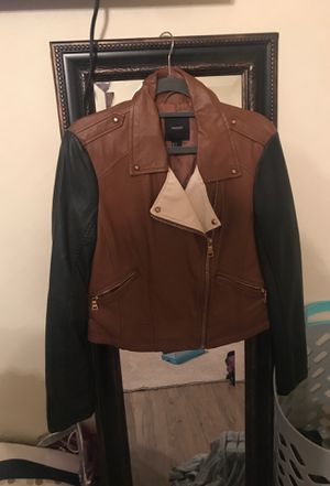 Leather jacket for Sale in Merced, CA