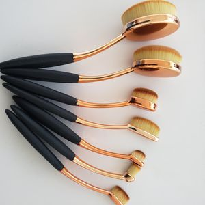 7pcs oval makeup brush set for Sale in Los Angeles, CA