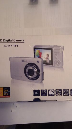 HD digital camera for Sale in Columbus, OH