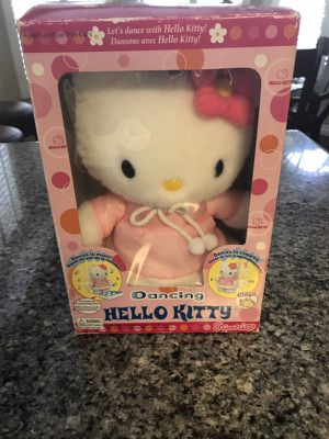 Hello kitty dancing doll for Sale in Bell Gardens, CA