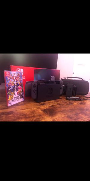 Nintendo switch shipping only for Sale in Kirkersville, OH