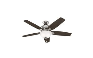 Brand new Hunter 53312 Newsome 52 in ceiling fan with remote for Sale in West Valley City, UT