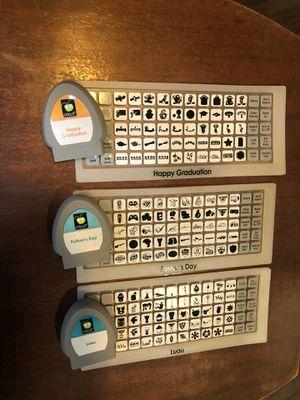 Cricut cartridge bundle for Sale in Lake Tapps, WA
