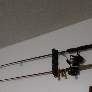 2 Poles And Lots Of Fishing Gear for Sale in Scappoose, OR