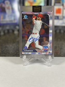 1/1 Bryce Harper On Card Auto for Sale in Kissimmee,  FL