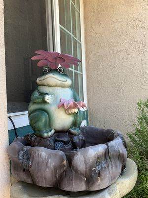 Water fountain for Sale in San Marcos, CA