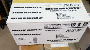Marantz 201 Portable Cassette Recorder for Sale in INDN HBR BCH, FL