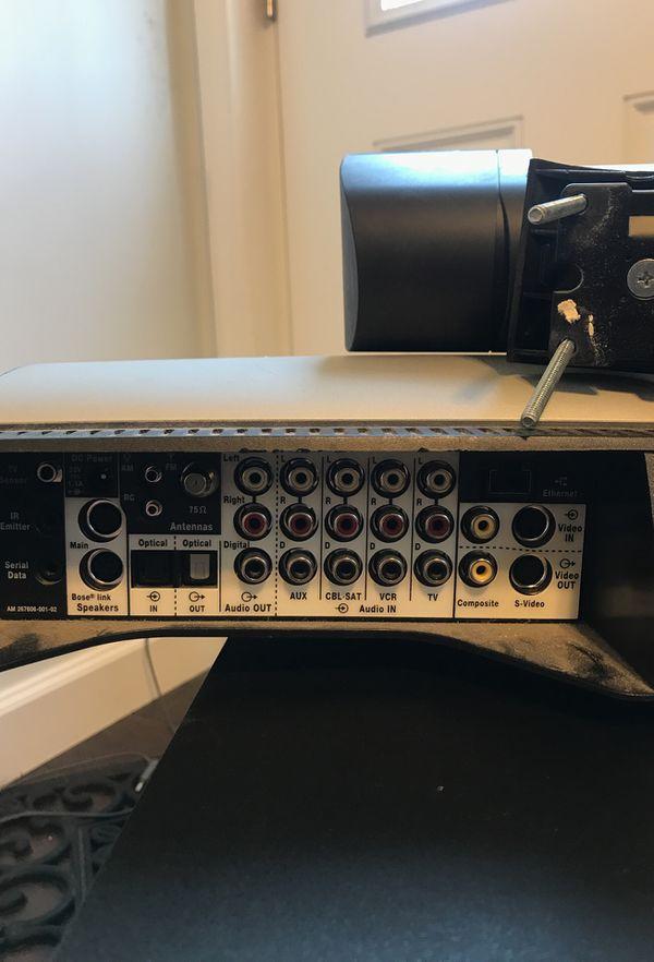Bose AV38 Surround Sound System