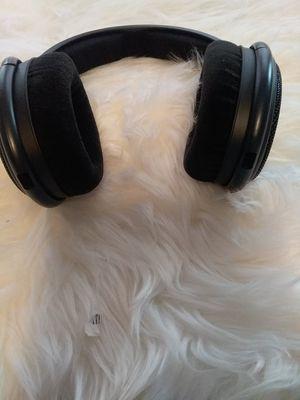 Sennheiser HD 650 Headphones - Black for Sale in Detroit, MI
