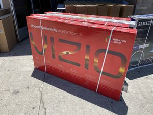 VIZIO M SERIES QUANTUM BRAND NEW ! HUGE SALE ! TVS for Sale in Alhambra, CA