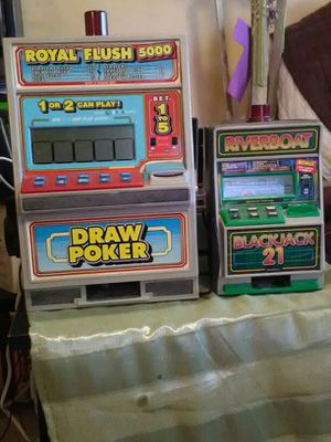 Royal Flush 5000,Riverboat slots banks for Sale in Jacksonville, FL