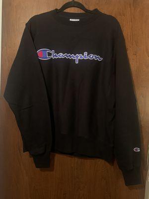 Men's Champion Sweatshirt for Sale in Westminster, CA