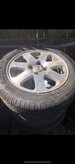 Tires for a honda civi 90 al 2000 for Sale in Fort Washington, MD