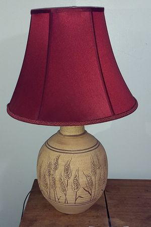 End Table Lamp or bedroom lamp for Sale in San Diego, CA