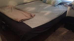 Mattress, table and misc household stuff - free must pick up tonight for Sale in Nashville, TN