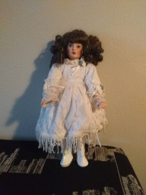 Musical Antique Porcelain Doll.....Only $50.00! for Sale in San Antonio, TX