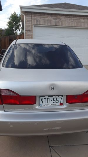 1998 Honda accord ex for Sale in Lakewood, CO