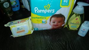Pamper baby lot for Sale in St. Louis, MO