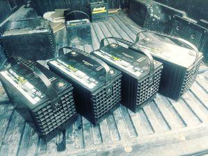 Solar, Inverter, mudic systems, Rv batteries for Sale in Fort Lauderdale, FL