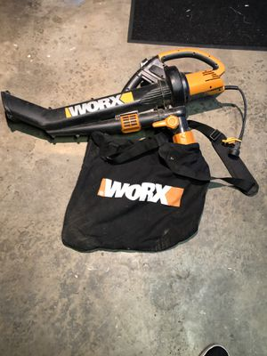 Worx leaf blower electric cord plug for Sale in Lynnwood, WA