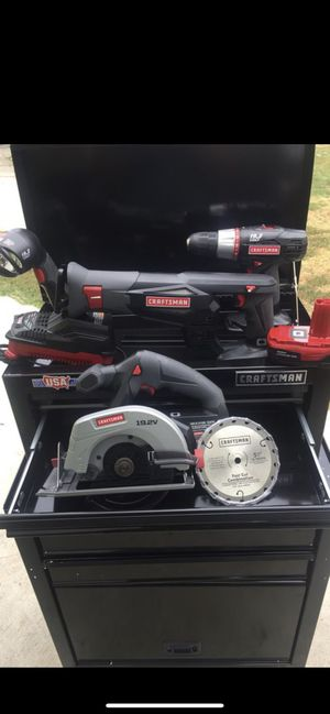 Craftsman tools for Sale in Los Angeles, CA