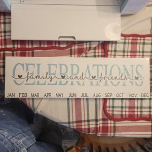 Custom Made Special Occasions Calendars for Sale in Evansville, IN