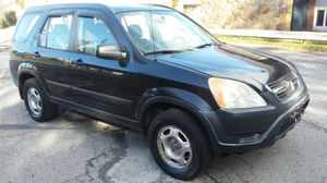 2002 Honda CRV AWD for Sale in Cleveland, OH