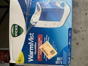 Vick's Warm Mist Humidifier for Sale in Phoenix, AZ